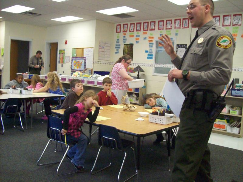 gorges state park ranger education