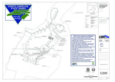 gorges state park campground